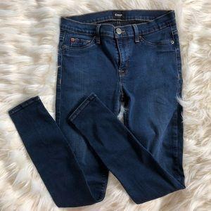 Hudson Nico high rise super skinny stretch jeans